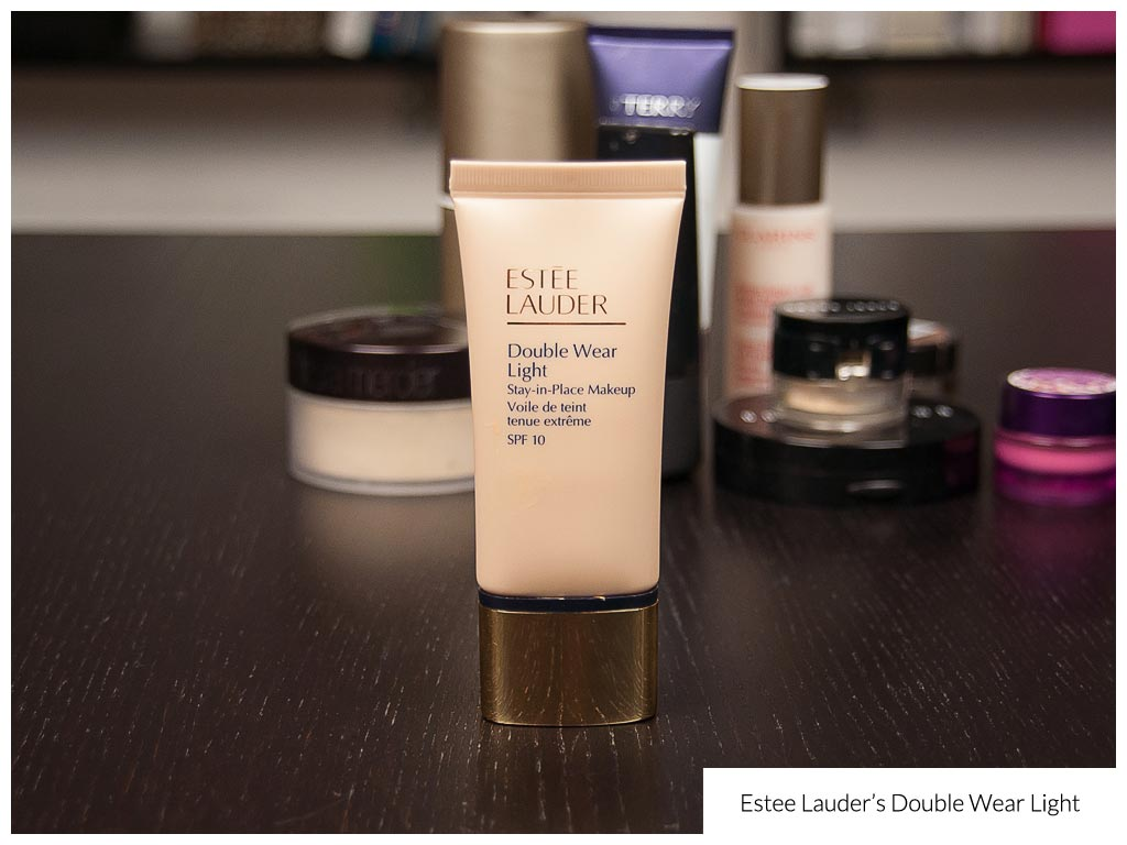 Estee Lauder's Double Wear Light