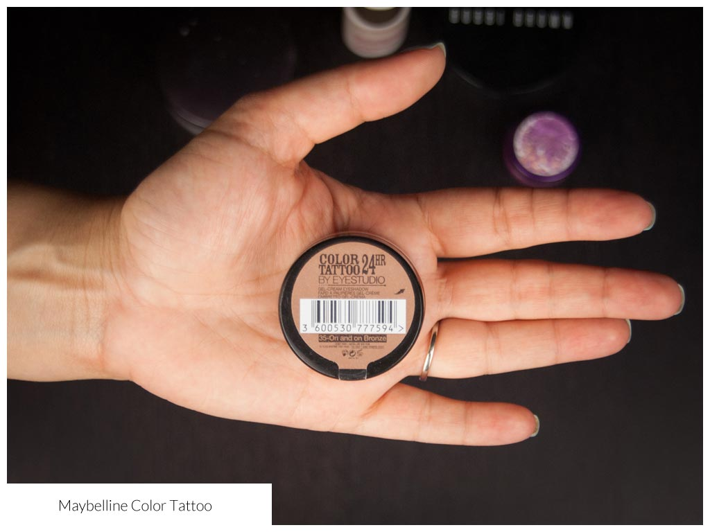 Maybelline Color Tattoo On and On Bronze