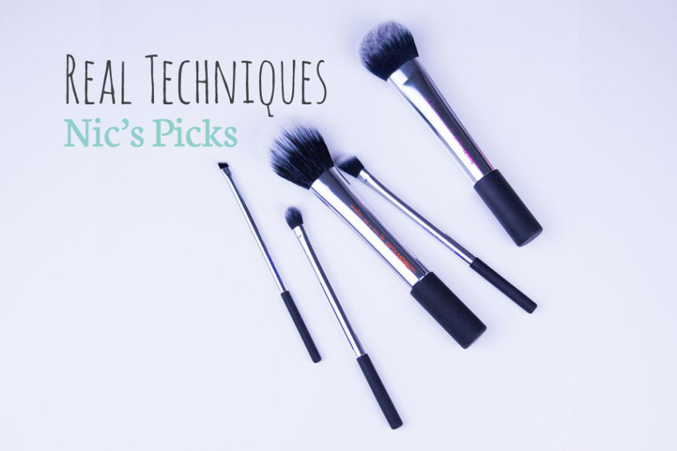Real Techniques Nics Pick Review