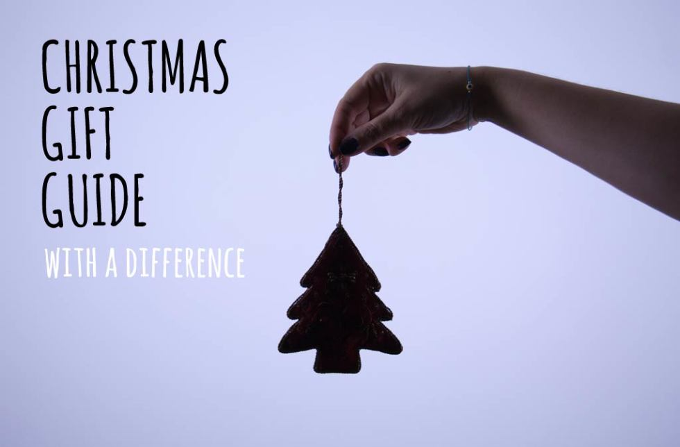 christmas gift guide with a difference