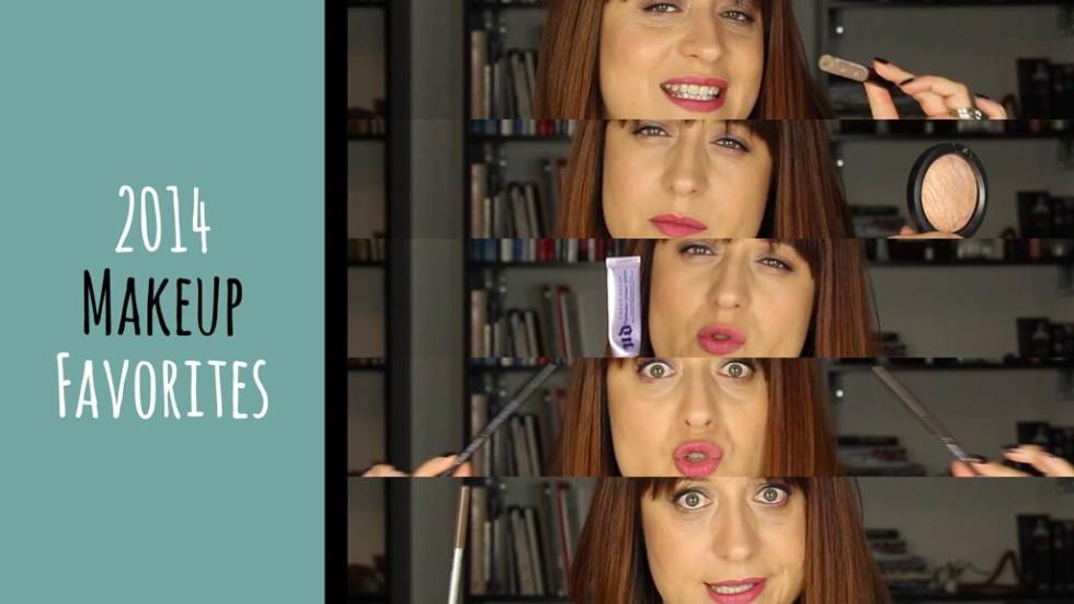 2014 Makeup Favorites