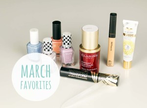 Monthly Favorites Best Loved in March