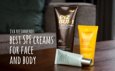 Iva Recommends June – Best SPF Creams for Face and Body