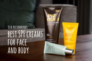 Best SPF Creams for Face and Body